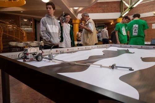 III. BSZC Nemes-Linamar Országos Robotverseny - Döntő