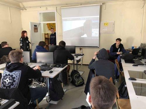Makra Máté előadása számítógép és grafika